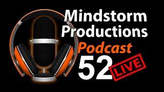 Podcast 52 - Eurovision, Gift, Stream Fail, Gym Time