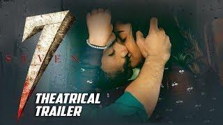 7 Movie Theatrical Trailer | Rahman | Havish | Nandita | Regina | Kiran Studios | Abhishek Pictures