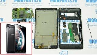 Lenovo P780 как разобрать, ремонт и сборка Lenovo P780(Запчасти на Lenovo P780 ..., 2014-07-28T18:30:52.000Z)