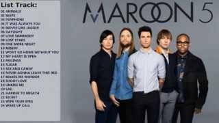 Maroon 5 |รวมเพลงเพราะๆ ฺBest songs of Maroon 5