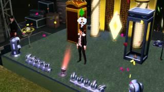 Неудачное выступление фокусника - The Sims 3 Шоу-бизнес(Наш канал дарит вам этот видео ролик), 2012-08-12T13:46:48.000Z)