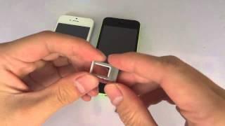 vuclip iPhone I5S VS iPhone I5C???Kiphone I5S VS Thunderbird i5c