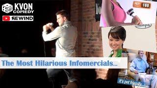 Most Hilarious Infomercials Ever! (...a KvonComedy Rewind)