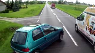 Ku przestrodze #2 - kolizje i wypadki na polskich drogach
