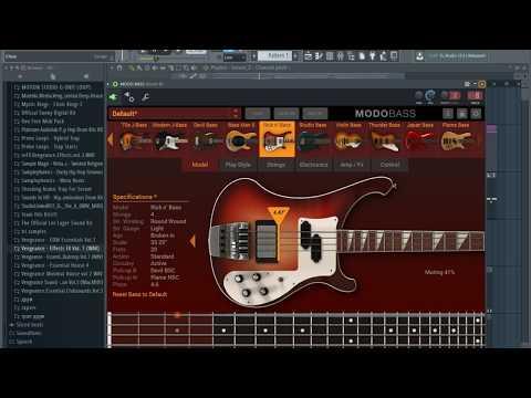 Ofenbach - Be Mine  Fl Studio 12.5 FLP Free Modo Bass 2017