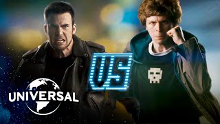 Scott Pilgrim vs. The World | Chris Evans Fights Michael Cera to the Death
