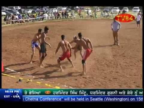 First Annual Kabaddi Cup organised by Chardikla Sports Club