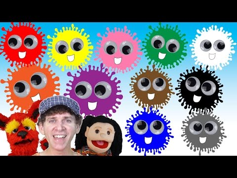 Thumbnail: What Color Is it? Song | Learn 11 Colors | Learn English Kids