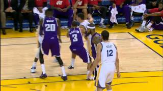 Klay Thompson Top 10 Plays: 2015 NBA All Star Reserve