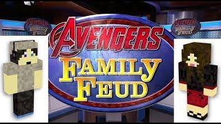 Family Feud - Superheroes