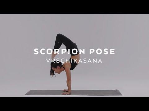 How to do Scorpion Pose | Vrschikasana Tutorial with Briohny Smyth
