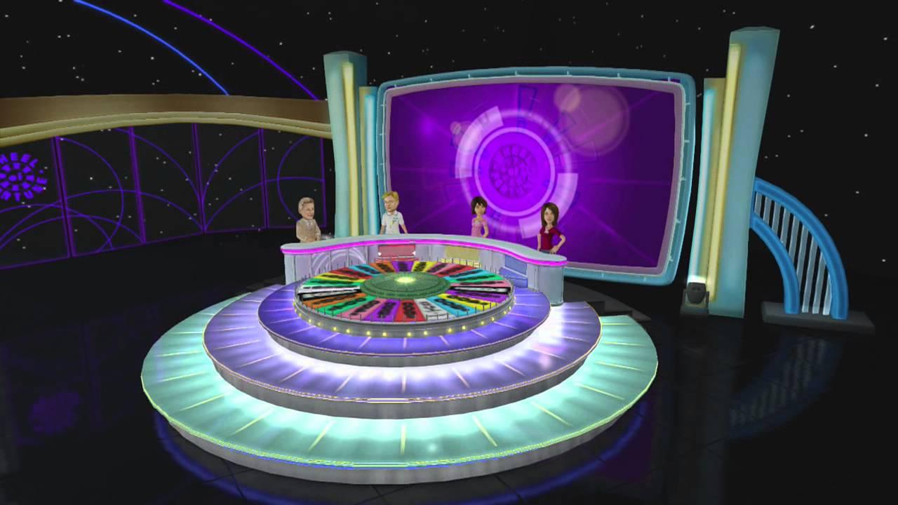 Wheel Of Fortune Demo