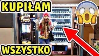 Kupuje WSZYSTKO  Pusty Automat z Jedzeniem ❌ Ile WYDAŁAM ?