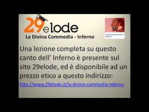 Seconda parte della parafrasi del canto quinto dell' Inferno di Dante, vv  13 96