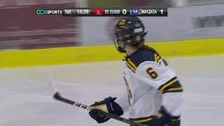 St Cloud vs. Wayzata Girls High School Hockey thumbnail
