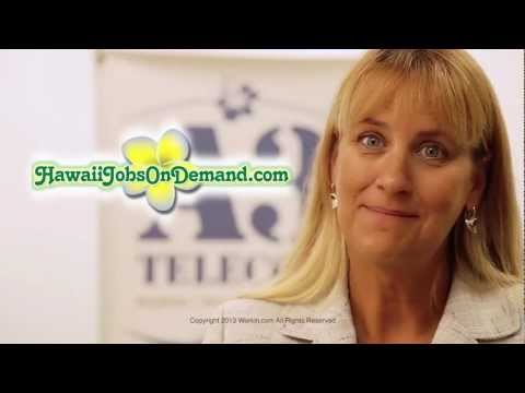 Hawaii Jobs, Employment | Testimonial with Ericka Miller of A3 Telecom