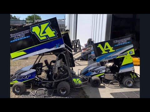 Cycleland Speedway has (Points Race 14)