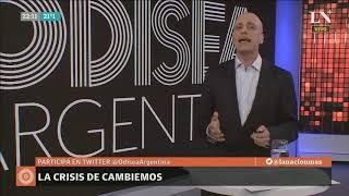 Carlos Pagni: La crisis de Cambiemos - Editorial en Odisea Argentina