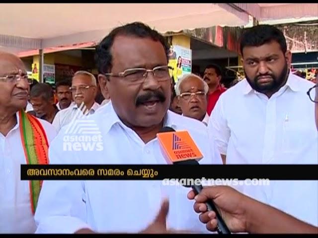 P. S. Sreedharan Pillai reaction on Sabarimala : Sabarimala Temple Opening Live Updates
