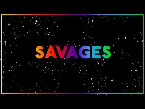 Marina and the Diamonds - Savages (LYRICS)