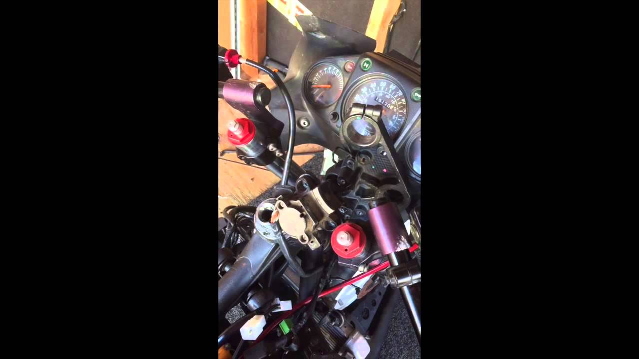 Ninja 250 Ignition Delete Youtube