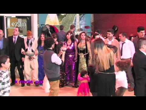 Ahangy Kurd 2013 la Manchester Britain  - Kurdish party 2013 In Manchester Britain