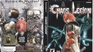 Chaos Legion [PS2][HD] Gameplay