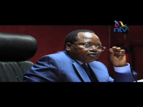 High court judge orders Police IG to arrest Defence PS Saitoti Torome
