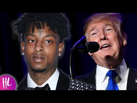 21 Savage Getting Deported Because Of Trump? | Hollywoodlife Mp3