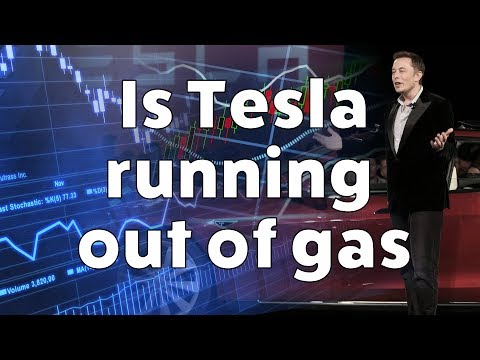 Is Tesla Running Out of Gas - A look at the problems facing the electric car maker