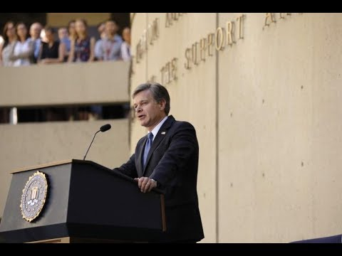 FBI Director Wray defends bureau in wake of Republican criticism