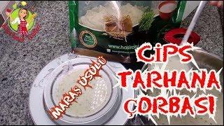 Cips Tarhana Çorbası Tarifi, Farklı Çorba Tarifi