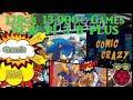 128gb Motion Blue V.6 Pi 3 B+ Wolfanoz - 13,000+ Games