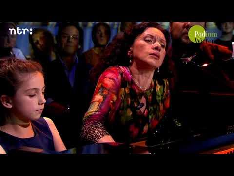 Klara Khomskii & Tatiana Chevtchouk - Chanson Russe - Rachmaninov | Podium Witteman