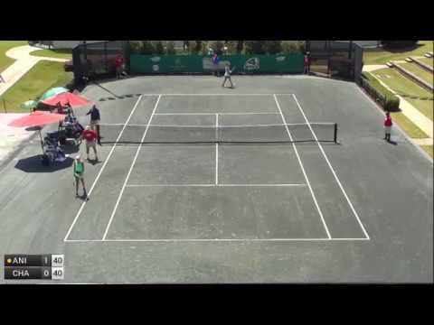 Anisimova Amanda v Chang Sophie - 2017 ITF Dothan