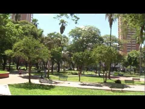 Asuncion, Capital Verde de Iberoamerica .mov