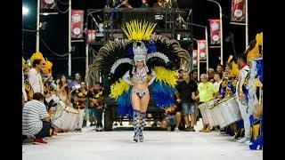 Comparsa Imperio - Show Batería Diez - Primera Noche - Carnaval de Concordia 2019