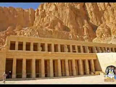 The most famous tourist places in Egypt