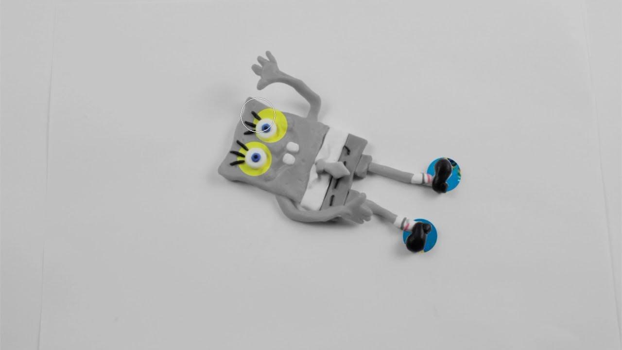 Spongebob Mewarnai Video Youtube