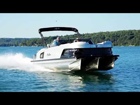 "Tritoons: The Ultimate ""Do All"" Boats 