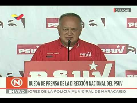 Diosdado Cabello sobre 6 campesinos asesinados en Ticoporo, Barinas