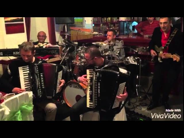 Paganini,Zoran Paunovic, Pedja Energy, Dule,Mrle & Milance