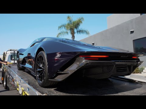 SWAPPING MCLARENS WITH THE DEALERSHIP! || Manny Khoshbin