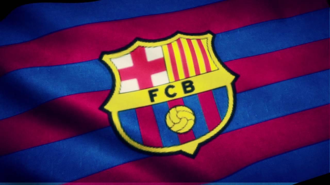 6574d0d5a5a3a FLAG BANDERA BARCELONA FC LOOP 2017 - YouTube