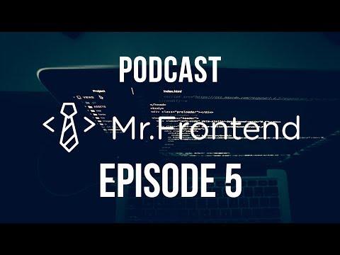 Mr Frontend Podcast #5: VueJS Conference, Frontend Love Conference, Web Development News