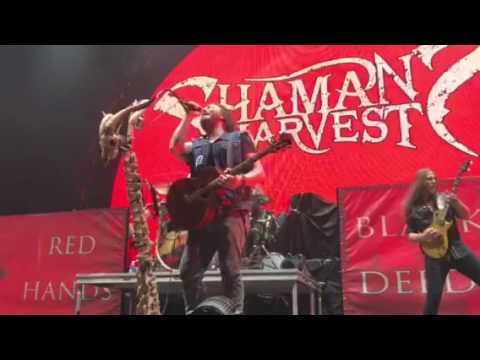 Shamans Harvest- Behind Blue Eyes/ Dragonfly Omaha Nebraska 7/21/17
