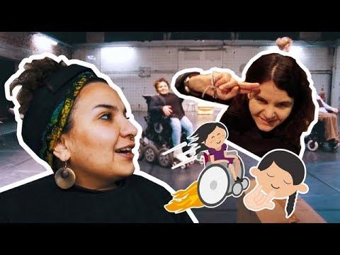Kübras Vlog: Theater-Probe mit dorisdean