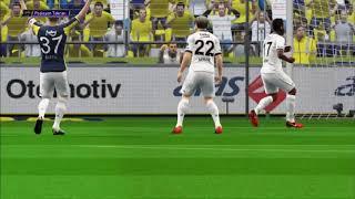 Fenerbahçe - Beşiktaş - [Dev Derbi] - Mustafa Zıngıl'ın Anlatımıyla - BombPatch13
