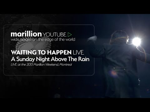Waiting to happen by marillion