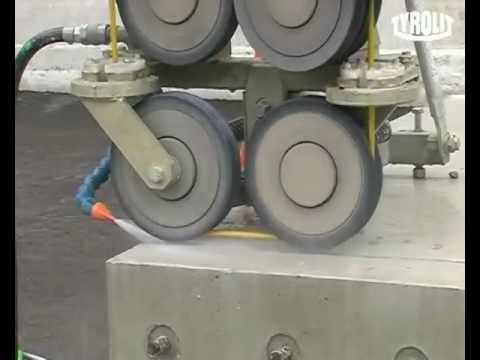 Holer Diamond Wire Cutting - YouTube